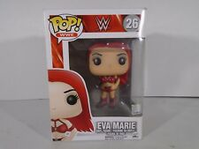 FUNKO POP! WWE--EVA MARIE FIGURE (NEW) #26