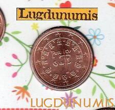 Portugal 2012 - 2 Centimes D'Euro FDC provenant du coffret 20000 exemplaires