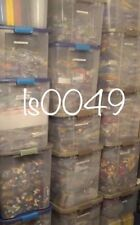 250➕ CLEAN RANDOM 💯% LEGO Lot PIECES MIXED Bulk STEM Educational Legos Create