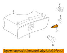 VW VOLKSWAGEN OEM 01-05 Passat-Glove Box Hinge Pin 3B0857169