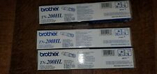 Brother Toner Cartridge TN 200HL Qty 3