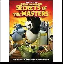 Kung Fu Panda: Secrets of the Masters DVD Dreamworks Movie Widescreen