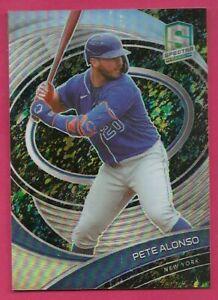 Pete Alonso - 2021 Panini Spectra Base Splatter 8/8