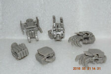 New UFO KO Unpainted Poseable hands For DOTM Leader Class Optimus Prime INSTOCK