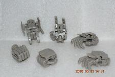 New UFO KO Unpainted Poseable hands For DOTM Leader Class Optimus Prime INSTOCK
