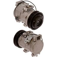 A/C Compressor Omega Environmental 20-11320 Reman