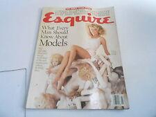 JULY 1993 ESQUIRE mens fashion magazine VENDELA - MODELS