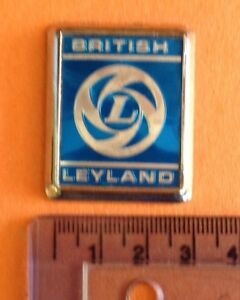 BRITISH LEYLAND BADGE, MORRIS MARINA, ALLEGRO, MAXI  FRONT LOWER WING  72552L