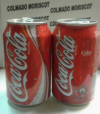 COCA COLA 33cl PIN CODES REFRESCOS ENVASADOS MADRID SPAIN empty can lata vacia