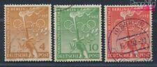 Berlin (West) 88-90 oblitéré 1952 Jeux Olympiques torche (8641331