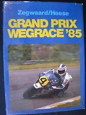 Peters Book, Grand Prix Wegrace '85, Zegwaard / Heese (Nederlands) (TTC) #2