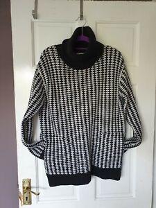 Reiss 'Amie' Merino Wool Jumper Size Large