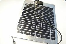 12 volt Solar Panel for Spyder Bait Boat