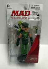 MAD MAGAZINE Just Us League of Stupid Heroes GREEN ARROW action figure