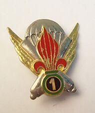 Vintage Military PARACHUTE ARTILLERY #1 Pin