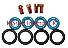 BMW Sagem D3768FS Fuel Injector Seals & Filters 4 Cylinders - Kit 175