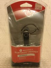 Motorola Universal Bluetooth Headset Mbt685Z Verizon New Sealed In Package