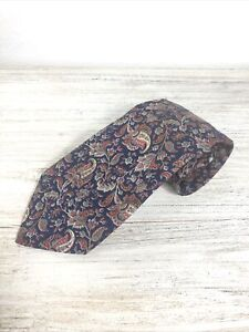 "Banana Republic Safari & Travel Clothing Co. Vintage Cotton Floral Tie Short 54"""