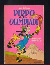 Walt Disney, Pippo alle Olimpiadi, Mondadori 1972 prima edizione, con punti  R