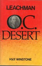 Leachman O.C. Desert By H.V.F. Winstone