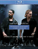 *NEW* Miami Vice (2006) (Blu-ray) Eng,Rus,Cze,Por,Hun,Spanish,Pol,Thai
