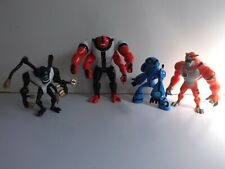 BEN 10 FIGURES BUNDLE BEN TEN