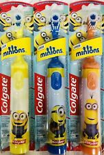 Colgate Childs Minions Battery Powered Toothbrush-E1