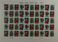 US SCOTT 3004 - 07 SANTA AND CHILDREN PANE OF 50 STAMPS 32 CENT FACE MNH