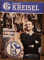 FC Schalke 04 Schalker Kreisel Magazin 01.02.2014 Bundesliga VfL Wolfsburg /499