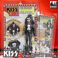 KISS 12 Inch Figures Series 2: The Demon Hotter Than Hell Bloody With Guitars