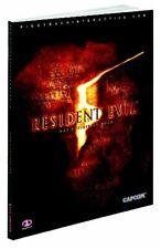 Resident Evil 5 Lösungsbuch Limited Edition - Deutsch - NEU + Verschweißt
