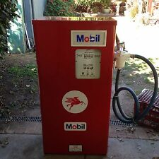 Gilbarco T:332B Petrol Bowser Restored In Mobil Livery  Genuine