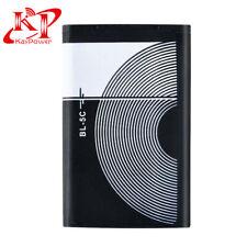 OEM For BL-5C Genuine Original Nokia Battery 2118 6086 6108 6205 6555 6600 6620