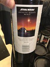 Star Wars Disney Galactic Night 2017 Exclusive Poster