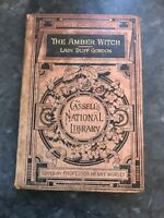 The Amber Witch 1888 Cassell 1st Ed Wilhelm Meinhold translated by Duff Gordon