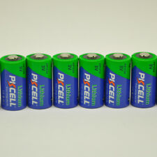 6x New Arrial 123A CR123A CR17345 3 Volt Battery for Camera Photo PKCELL