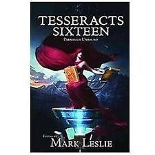 Tesseracts Sixteen: Parnassus Unbound-ExLibrary