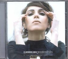 GIORGIA CD Greatest Hits MADE in ITALY 2002 stampa ITALIANA 1A edizione