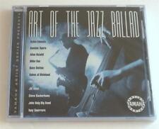 NEW sealed  Art of the Jazz Ballad   Yamaha Artists Series  24 Bit Audiophile CD