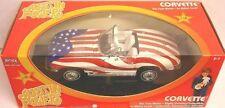 ERTL Joyride - 1:18 - Austin Powers - Corvette - stars n stripes - Groovy baby