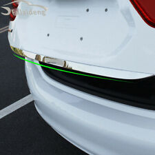 For Chevrolet Cruze 2017-2018 stainless Rear Tailgate Door Trunk Lid Cover Trim