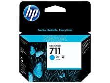 Original & Boxed HP711/CZ130A Cartucho de tinta Cian-con rapidez publicado