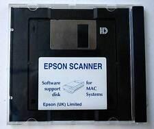 Epson Scanner Software support floppy disk vintage mac software