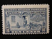 U S 1 MINT NH OG STAMP SC # E12