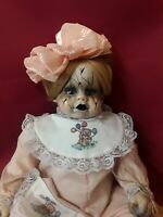 Sinisterly Sissy's 'Payton' ,Undead,Spooky,Creepy,Haunted, Gothic,W/Stroller,20""