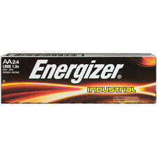 Energizer Industrial AA Pack of 24, LR06 1.5V, 01919, NEW, FREE SHIPPING