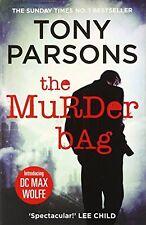 TONY PARSONS __ THE MURDER BAG __ BRAND NEW __ FREEPOST UK