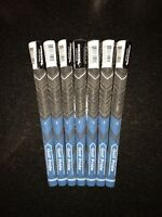 GOLF PRIDE MCC PLUS 4 GRIPS Blue/Black X7 STD Size With Tape And Instructions