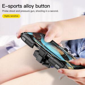 Gamepad Controller For PUBG Cod Fire Button L1 R1 Quick Trigger Mobile Phone