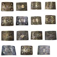 Men's Scottish Kilt Belt Buckle Various Design/Highland Kilt Belt Buckle/Celtic